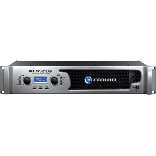 Crown - XLS - [XLS1500] Amplificatore di potenza 2x525W