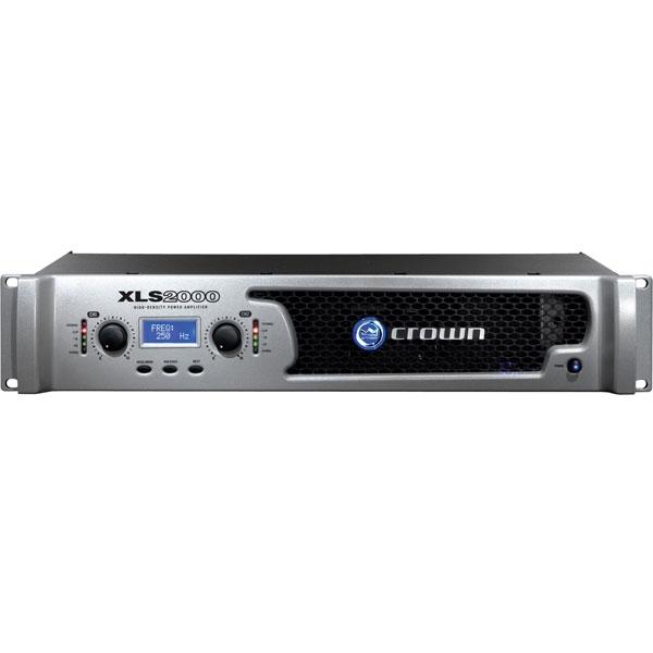 Crown - XLS - [XLS2000] Amplificatore di potenza 2x650W