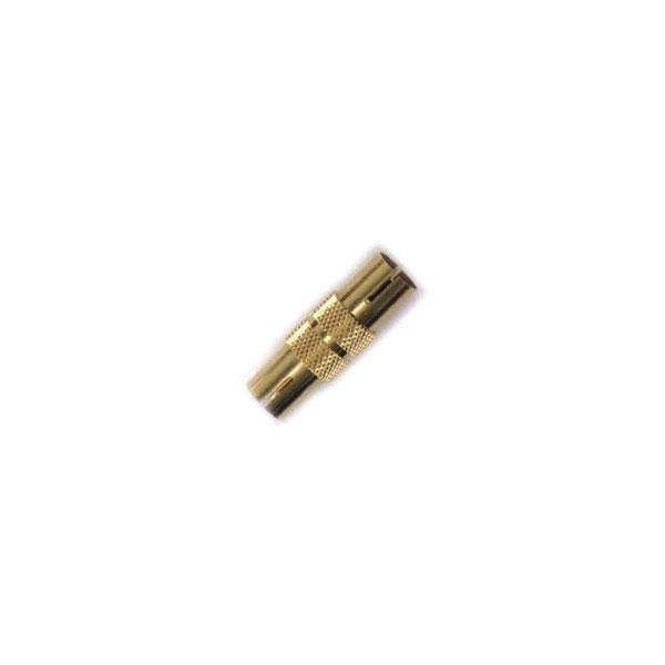 Thender - Adattatore IEC ø9,5mm M > IEC ø9,5mm M Hi End [18-480]