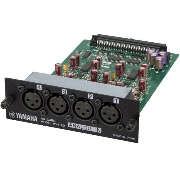 Yamaha - [MY4AD] Scheda di espansione per mixer digitali