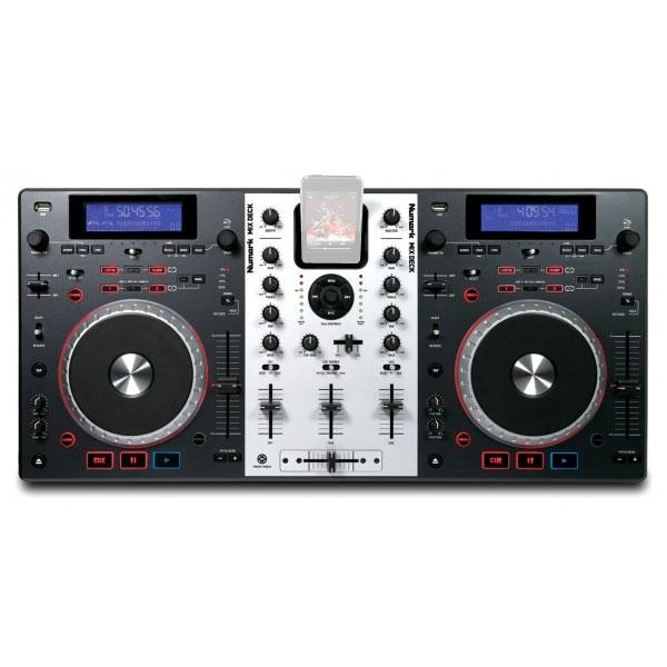 Numark - [MIXDECK] Piattaforma di mixaggio completa per DJ