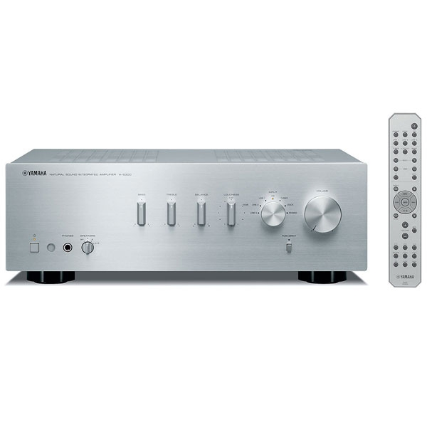 Yamaha - [A-S300] Amplificatore integrato Silver