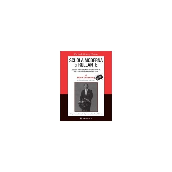Volontè - [MB149] Morris Goldenberg - Scuola Moderna di Rullante (9788863881462)