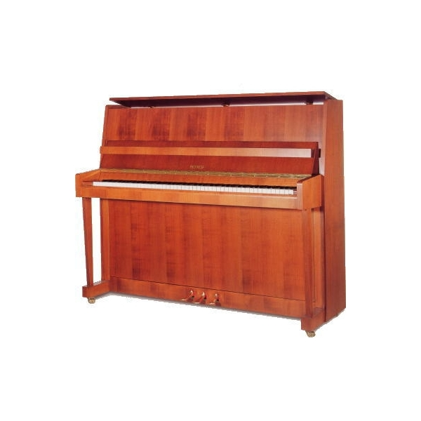 Petrof - Pianoforte Verticale P118 Noce (s.n. 609793) [Repubblica Ceca]
