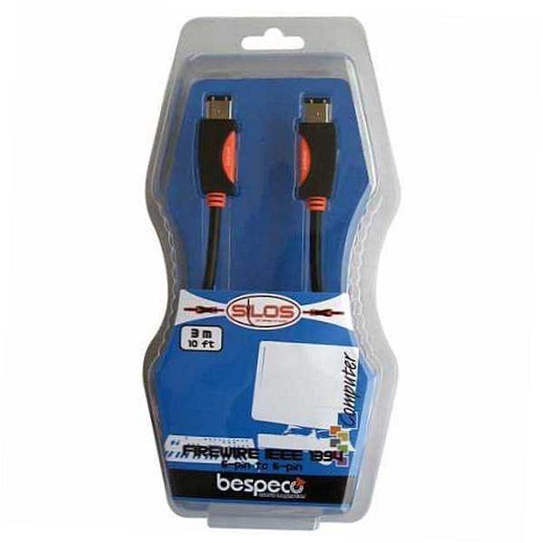 Bespeco - [SLF6600] Cavo Firewire - 6 Pin - Mt 6