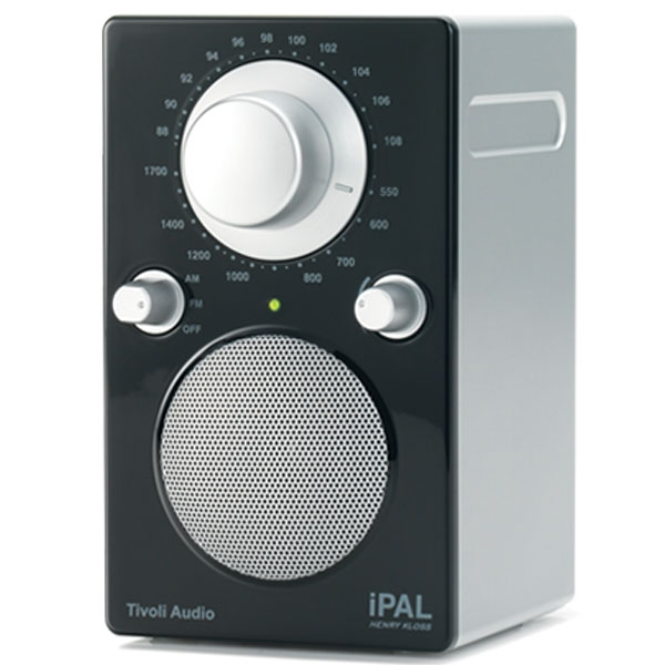 Tivoli Audio - Radio Tivoli iPal Nero/Grigio