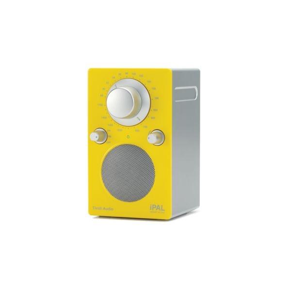 Tivoli Audio - Radio Am/Fm IPal - Yellow/Silver