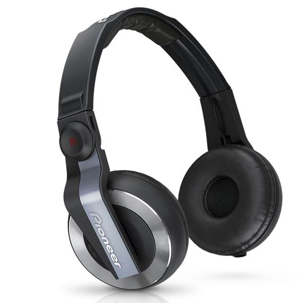 Pioneer - [HDJ-500-K] Cuffia per DJ Nera
