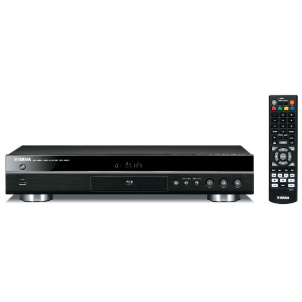 Yamaha - [BD-S667] Blu-ray disc player Nero