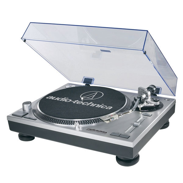 Audio Technica - [AT-LP120-USB] Direct-Drive Professional Turntable