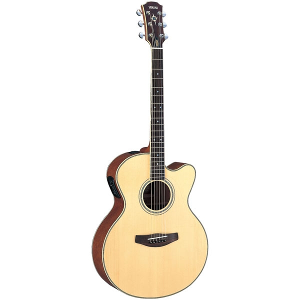Yamaha - CPX - [CPX700 NT] Chitarra elettroacustica Natural
