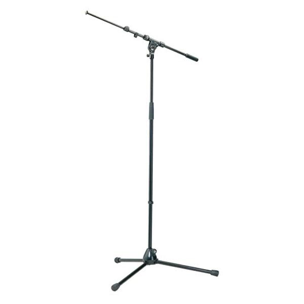 Soundsation - [SMICS200BK] Asta microfonica a giraffa