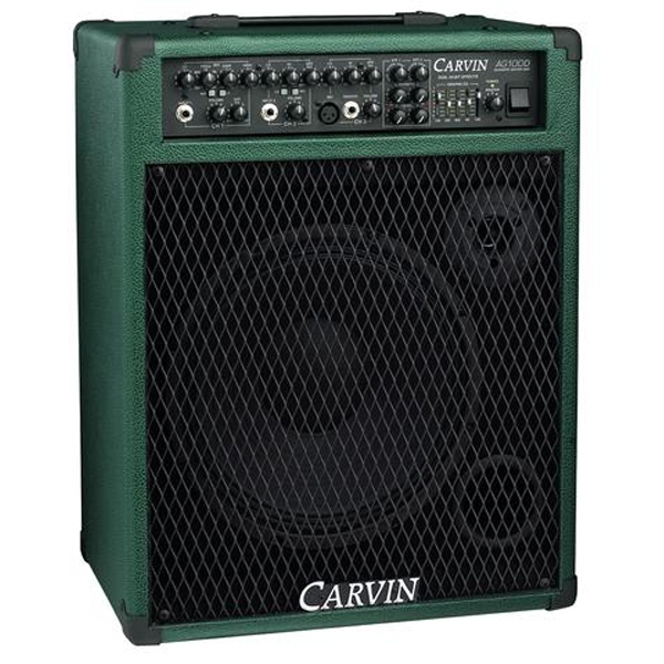 Carvin - [AG100D] Amplificatore 3 canali 100W