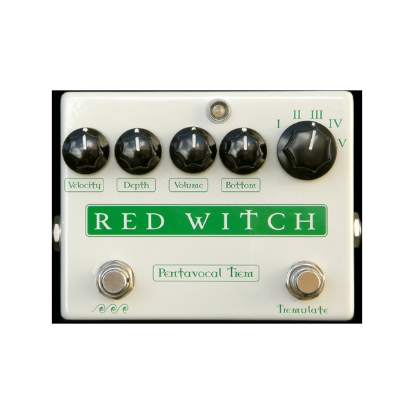 Red Witch - Pentavocal tremolo