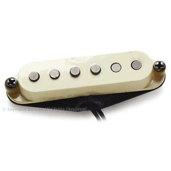 Seymour Duncan - [11024-01] Antiquity II Texas Hot custom bridge x Strat