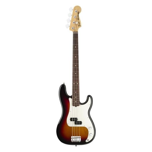 Fender - American Special - Precision Bass 3-Tone Sunburst Rosewood