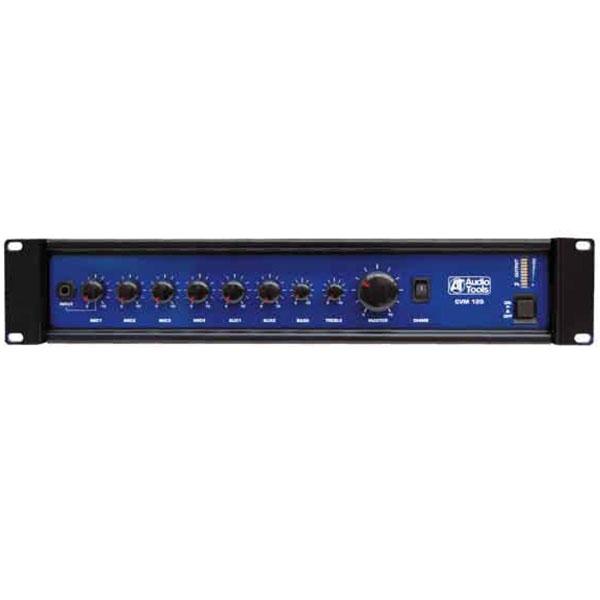 Audio Tools - [CVM120] Mixer amplificato con uscita a tensione costante