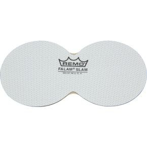 Remo - Falam double pedal slam pad for bassdrum