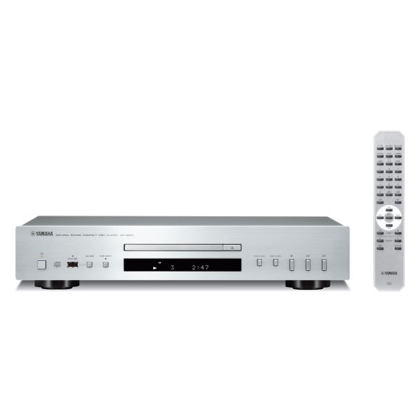 Yamaha - [CD-S300] Compact Disc Player - Silver