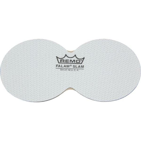 Remo - Falam slam double bass drum beater patch