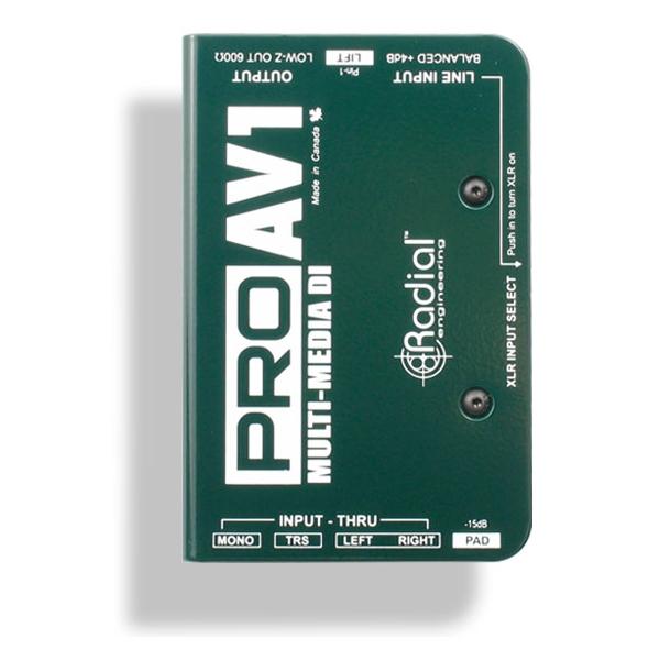 Radial - ProAV1