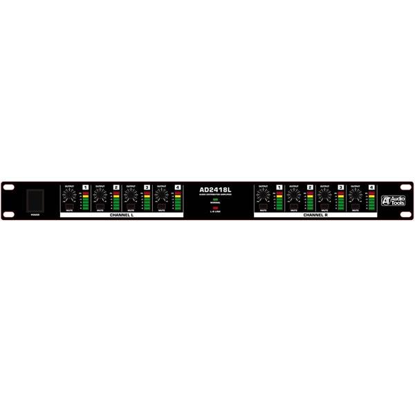 Audio Tools - [AD2418L] Distributore di segnale