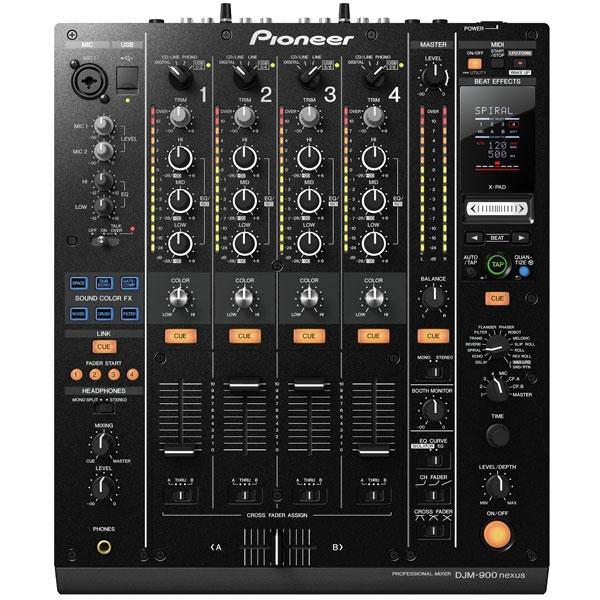 Pioneer - [DJM-900NXS] Mixer digitale 4 canali di alta gamma