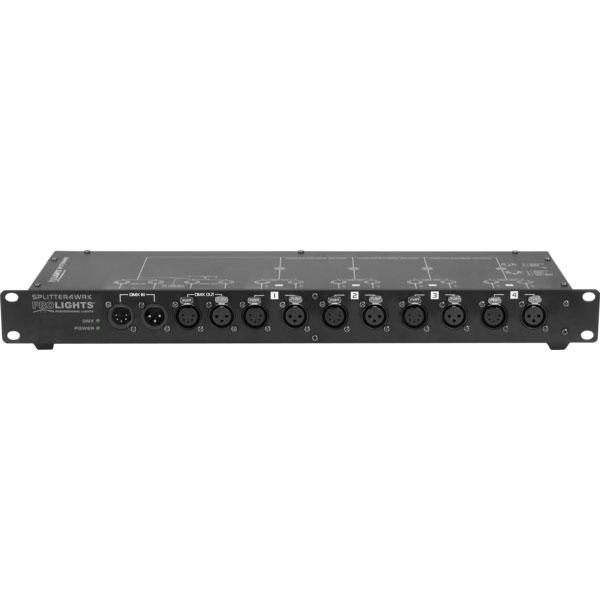 Prolights - [SPLITTER4WRK] Splitter DMX