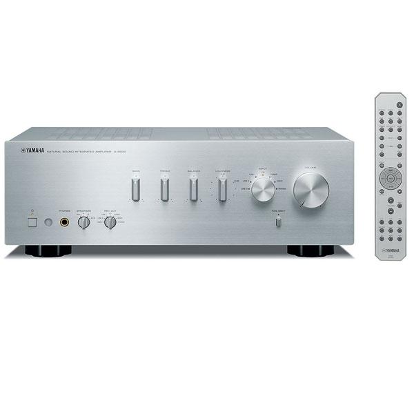 Yamaha - [A-S500] Amplificatore integrato Silver