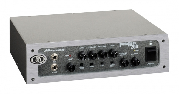 Ampeg - Portabass - Pb250 testata per basso 250w