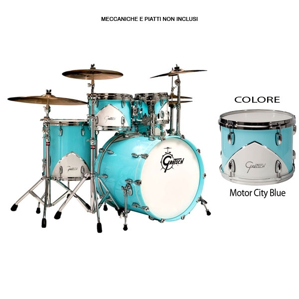 Gretsch - Renown 57 - RN57E825MCB - Motor City Blue