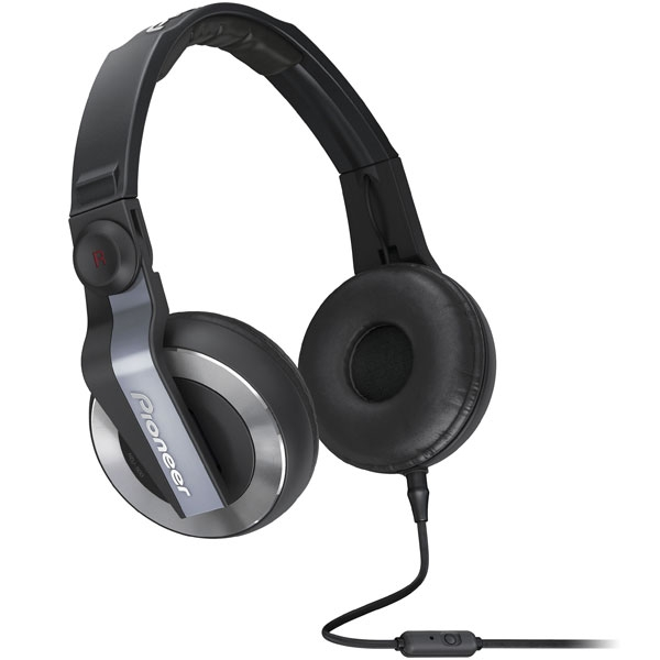 Pioneer - [HDJ-500T] Cuffie per DJ con microfono