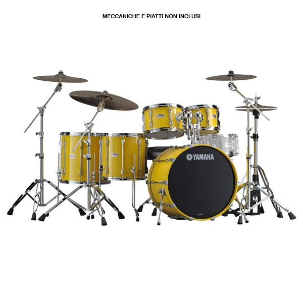 Yamaha - Recording Custom - RY2F5MY11 Recording Custom - Mellow Yellow - Limited Edition