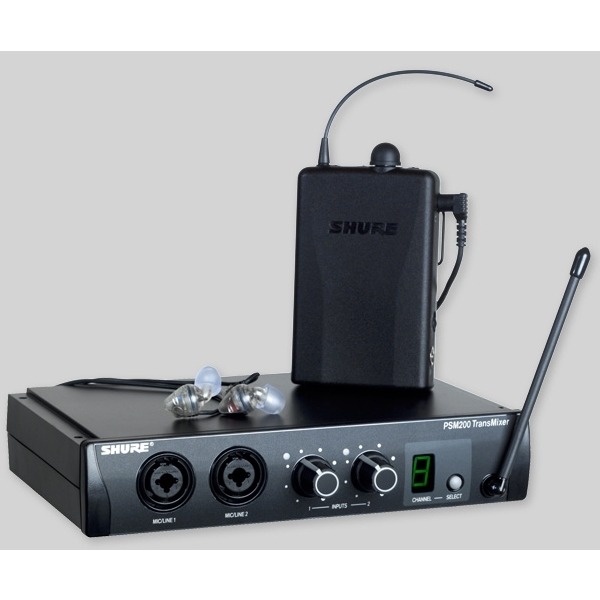 Shure - PSM200 In ear Monitor Wireless