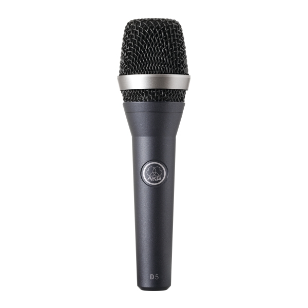 Akg - [AKG D5] Microfono dinamico supercardiode +SA 45