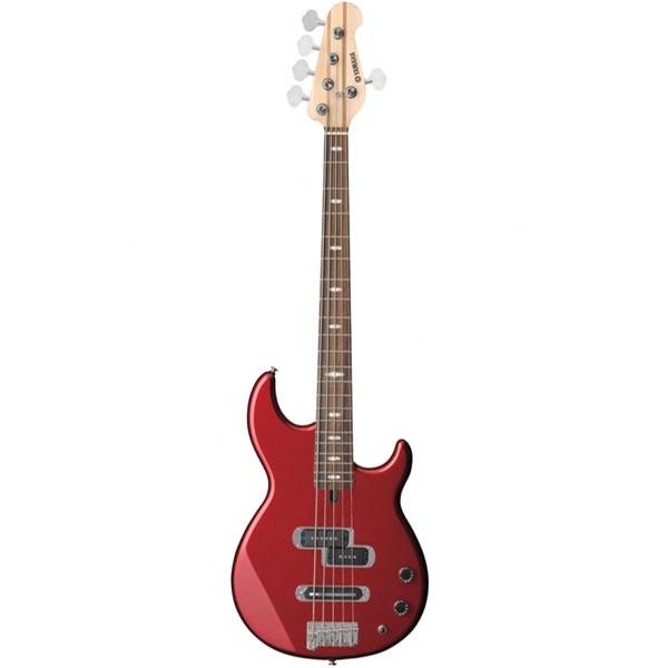 Yamaha - BB - [BB425 RM] Basso elettrico 5 corde Red Metallic