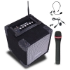 DJ-Tech - [CUBE50] Amplificatore portatile wireless 50W