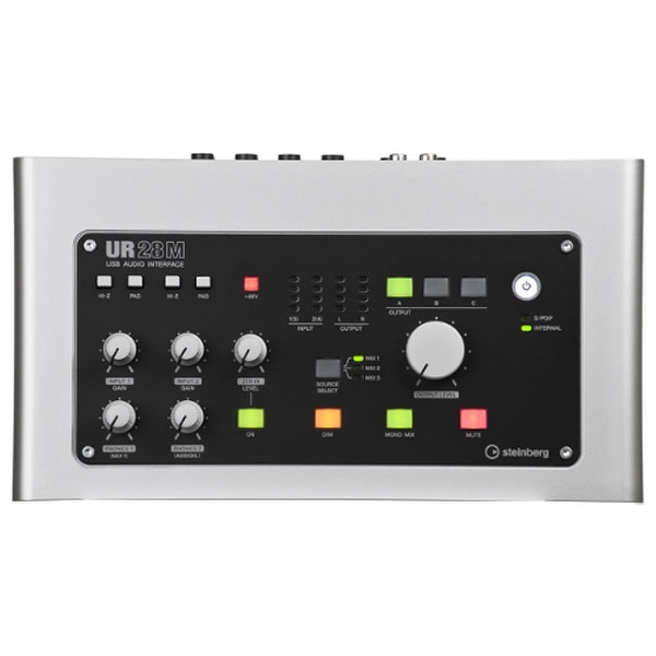 Steinberg - [UR28M] Interfaccia audio USB