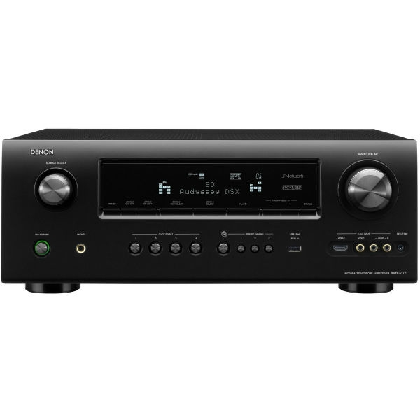 Denon - Serie AVR - [AVR-3312] Amplificatore home-theatre