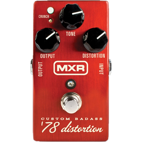 Dunlop - Mxr - [M78] Custom Badass '78 Distortion