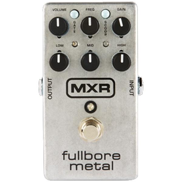 Dunlop - Mxr - [M116] Fullbore Metal