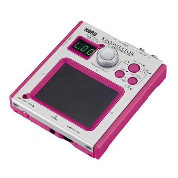 Korg - Kaossilator Pink