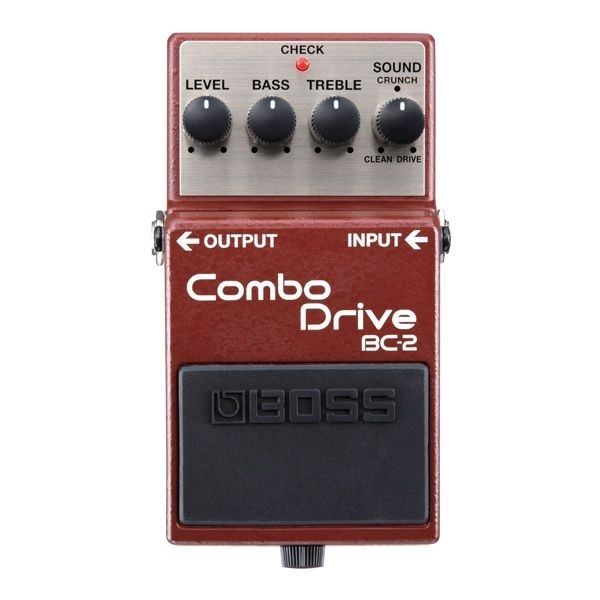 Boss - BC2 Combo Drive