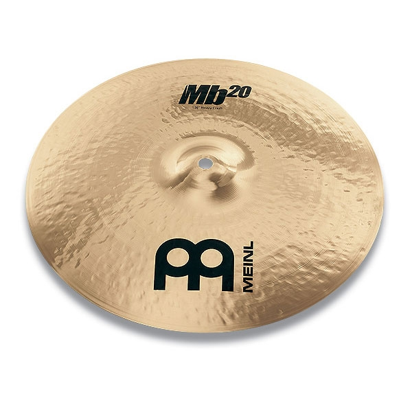 "Meinl - Mb20 - Heavy Crash 20"" MB20-20HC-B"