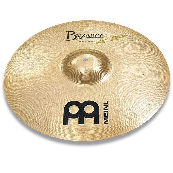 "Meinl - Byzance - Brilliant Serpents Ride 21"" B21SR-B"
