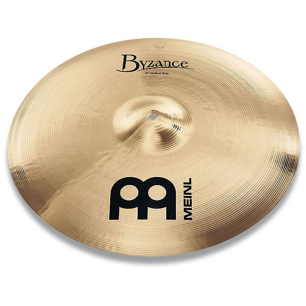 "Meinl - Byzance - Brilliant Medium Ride 21"" B21MR-B"