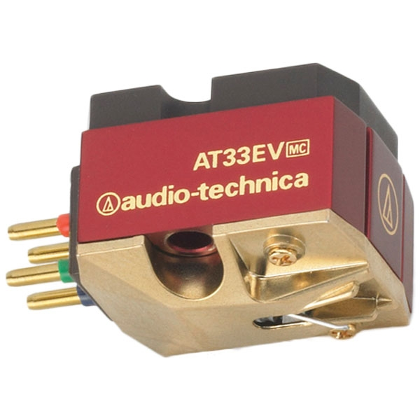 Audio Technica - AT33EV Testina