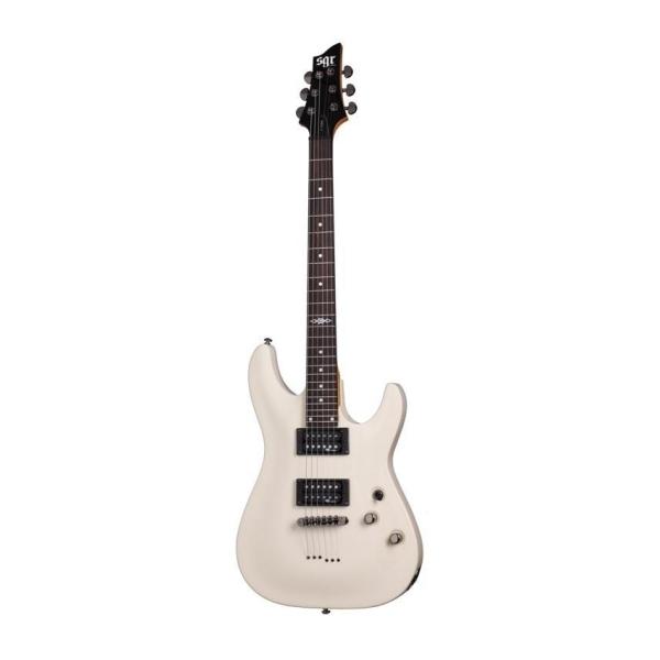 SGR - [SGR3802] Chitarra elettrica C-1 - White