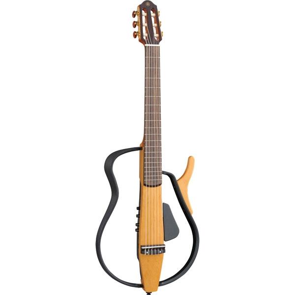 Yamaha - Silent Guitar - [SLG110N H] Chitarra silent Light Amber Burst