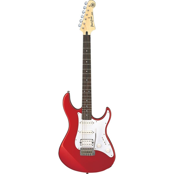Yamaha - Pacifica - [PAC012-RM] Pacifica Red Metallic